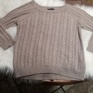American Eagle knit sweater top